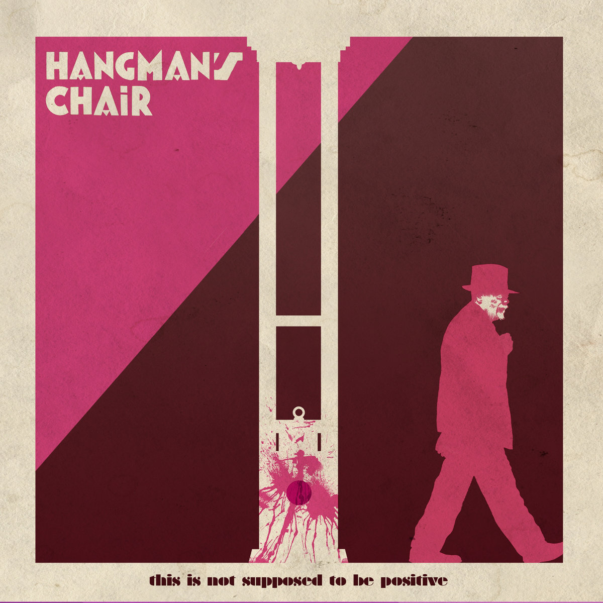 Hangman's Chair – This is not supposed to be positive