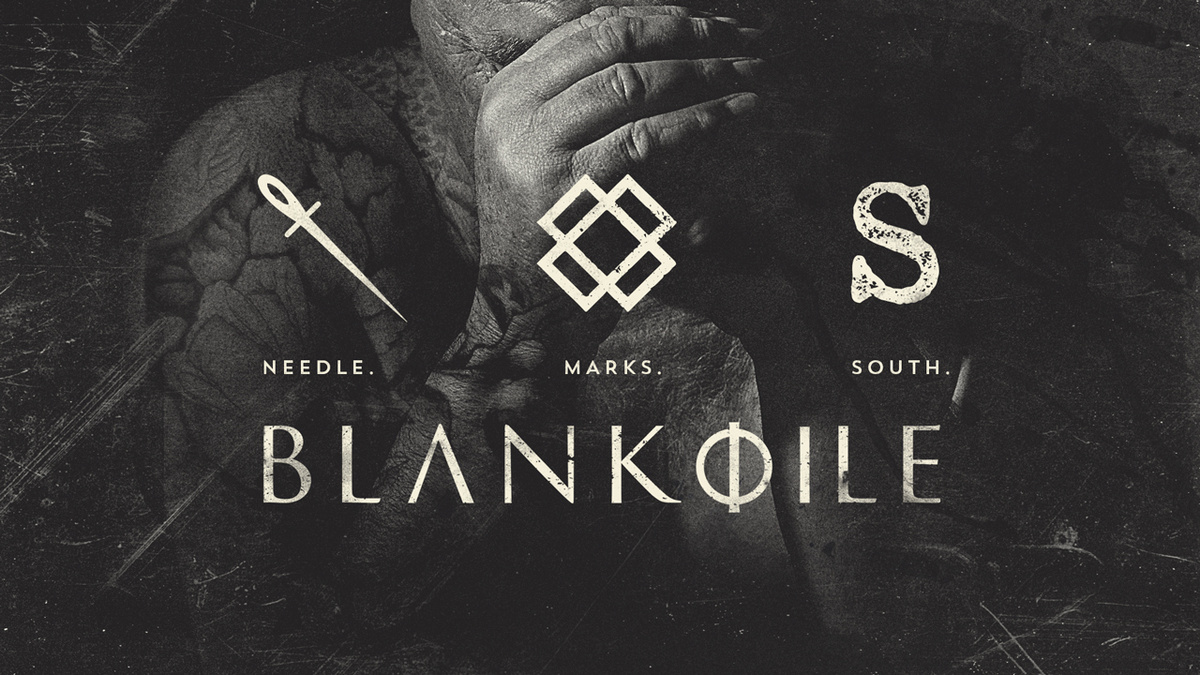 """BLANKFILE RELEASED A NEW SONG """"NEEDLE. MARKS. SOUTH."""""""