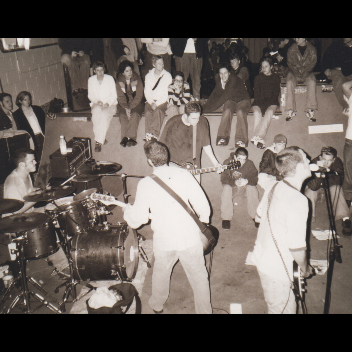 Full Live Set From 90s Punks Shyster Available Free To Download