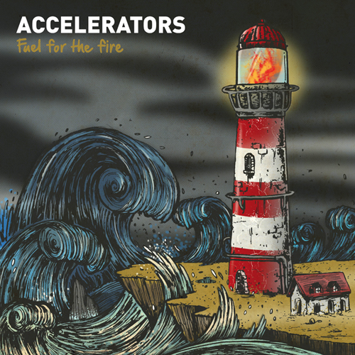 New album The Accelerators 'Fuel For The Fire'