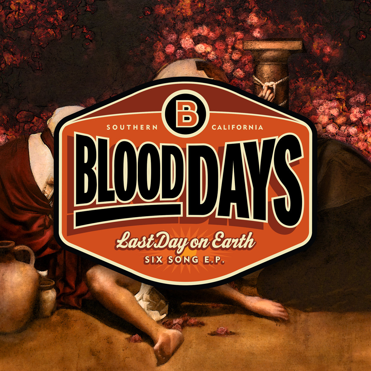 Blood Days – Last day on earth EP