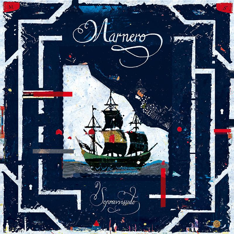 Marnero – Il Sopravvissuto LP