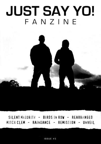 Just Say Yo! fanzine issue #5