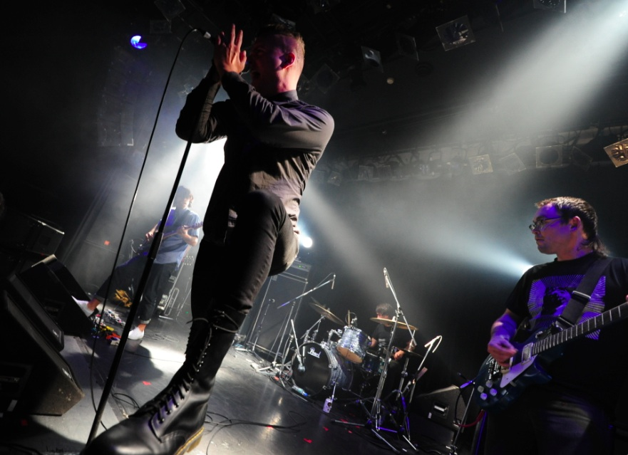 Deafheaven to record new album in January