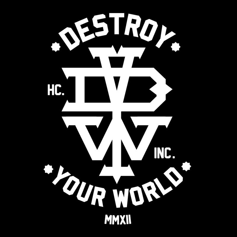 New Italian collective: Destroy Your World