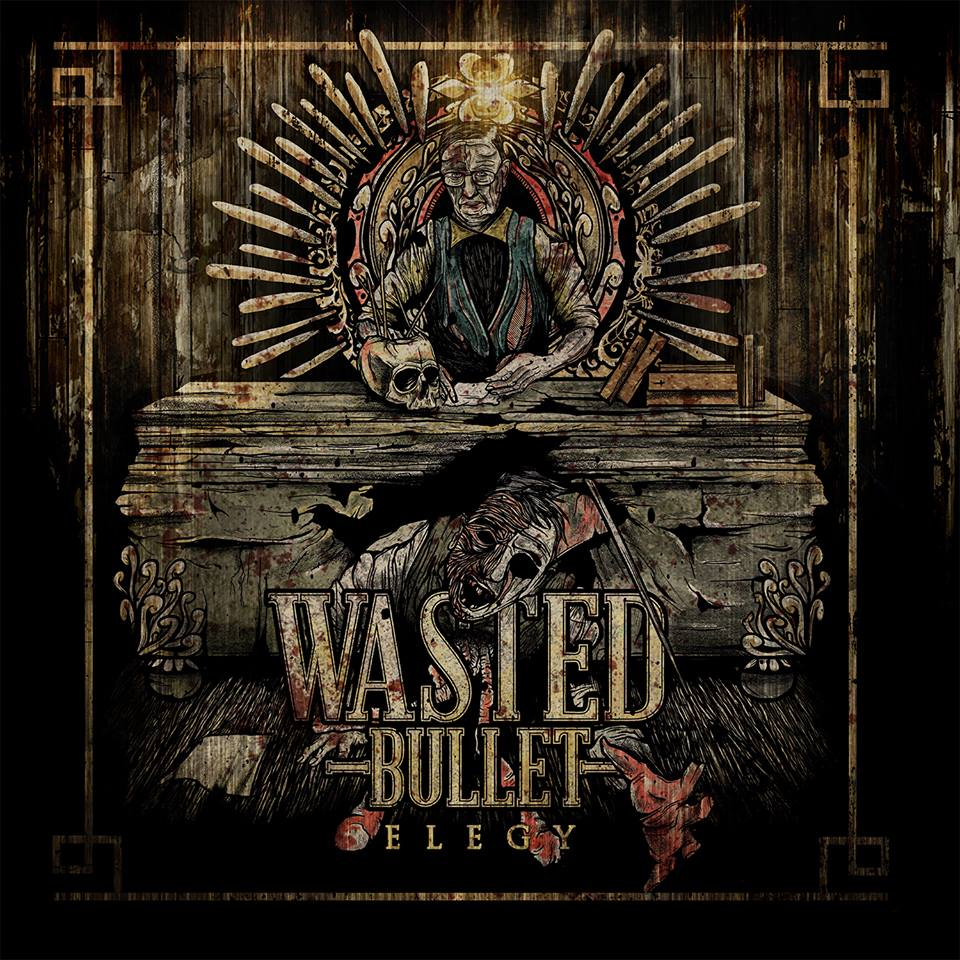 Wasted Bullet signs to Suburban Records