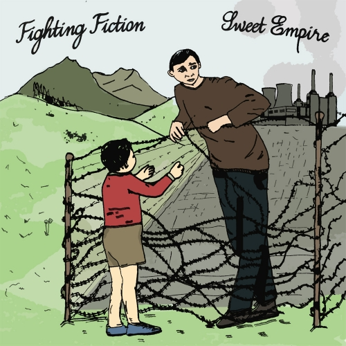 Fighting Fiction teams up with Sweet Empire to release split EP