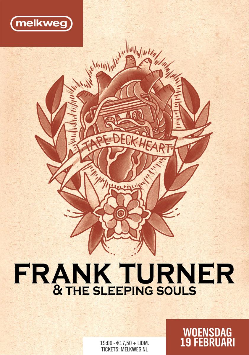 Frank Turner and the Sleeping Souls @ Melkweg