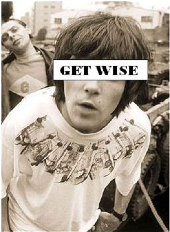 New Get Wise song – Dazed (and confused)