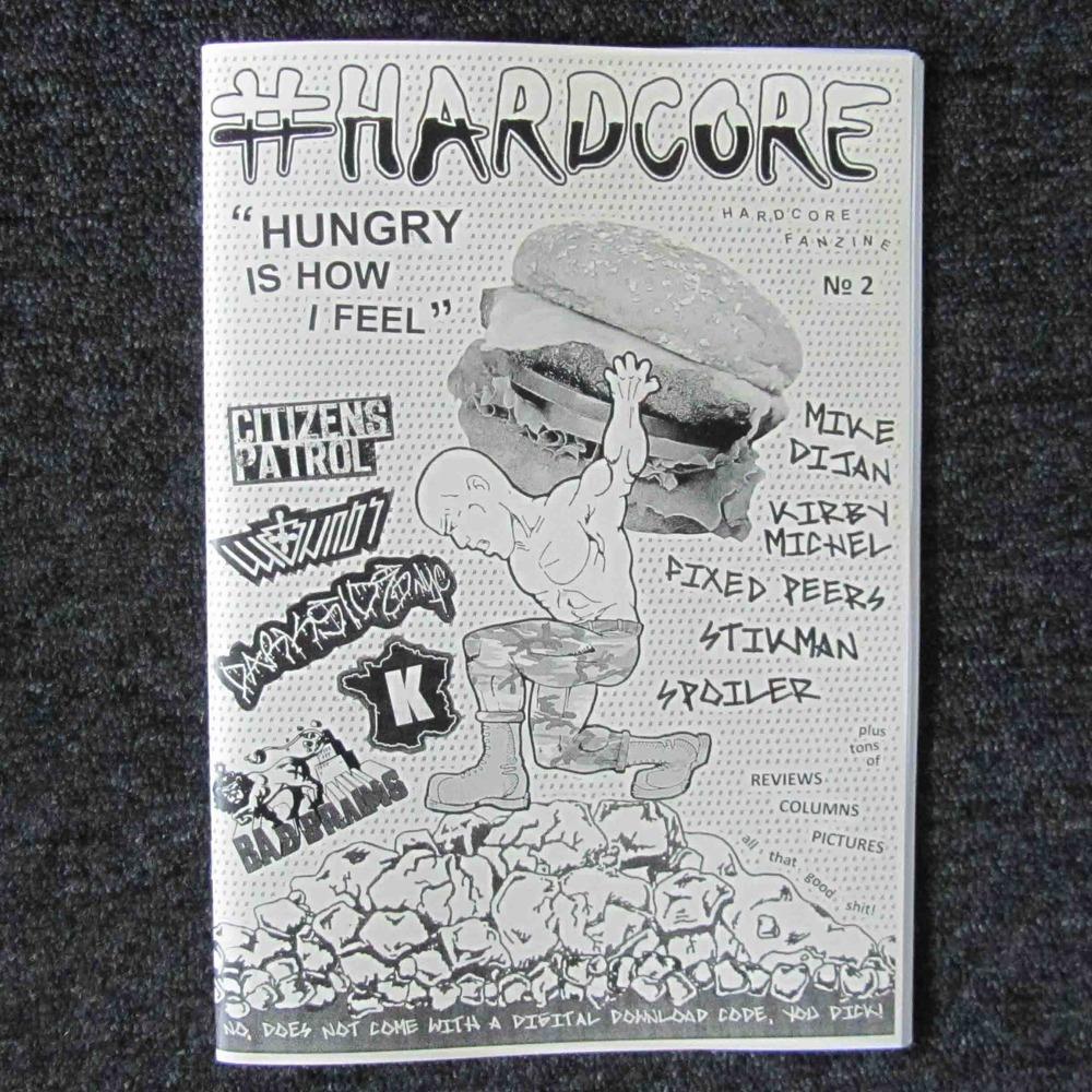 # HARDCORE 2 zine