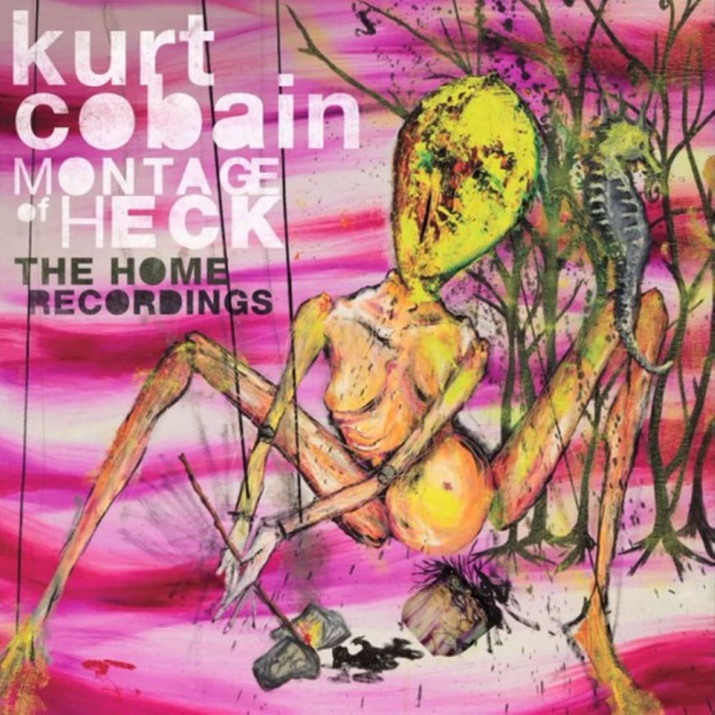 Kurt Cobain – Montage Of Heck soundtrack details