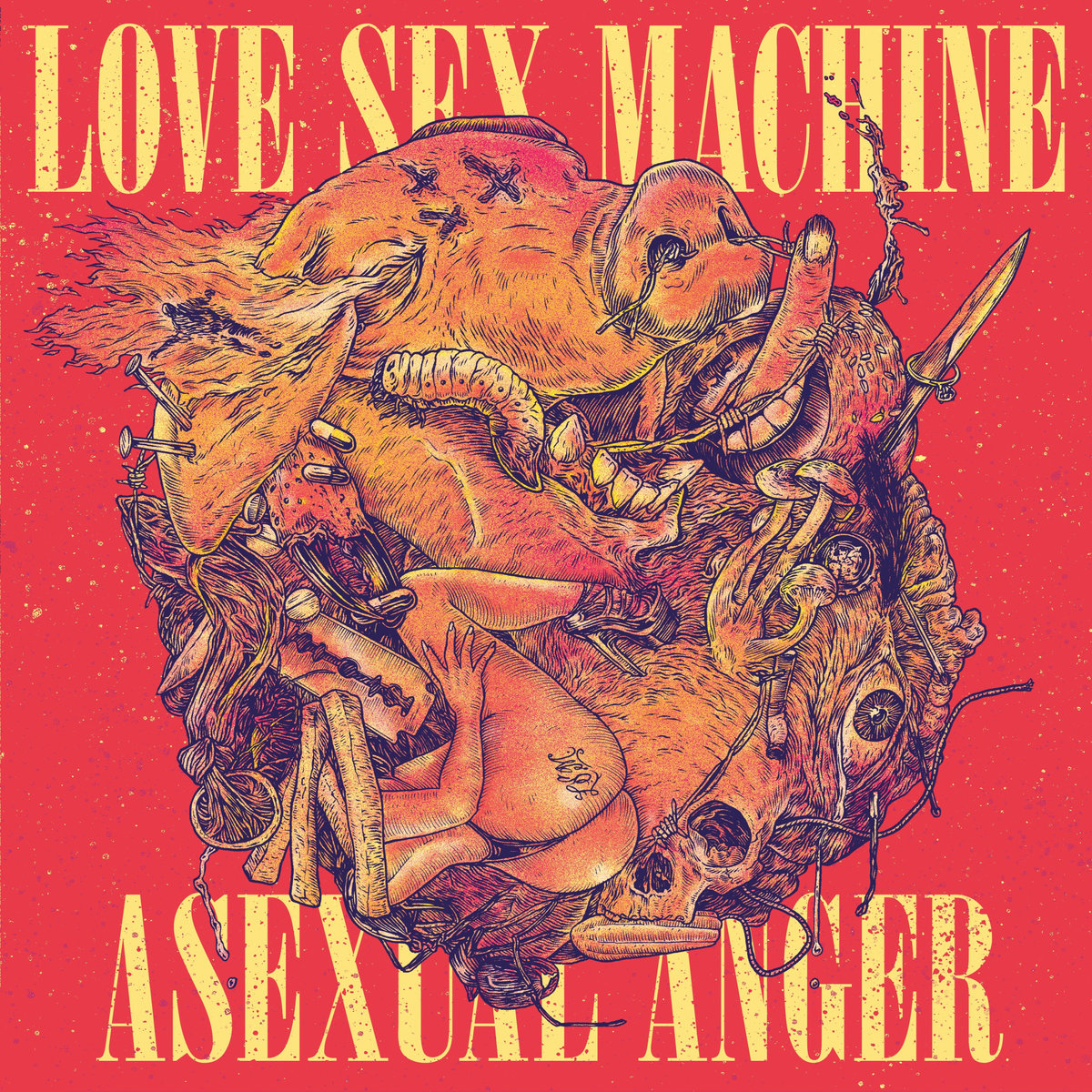 Love Sex Machine – Asexual Anger