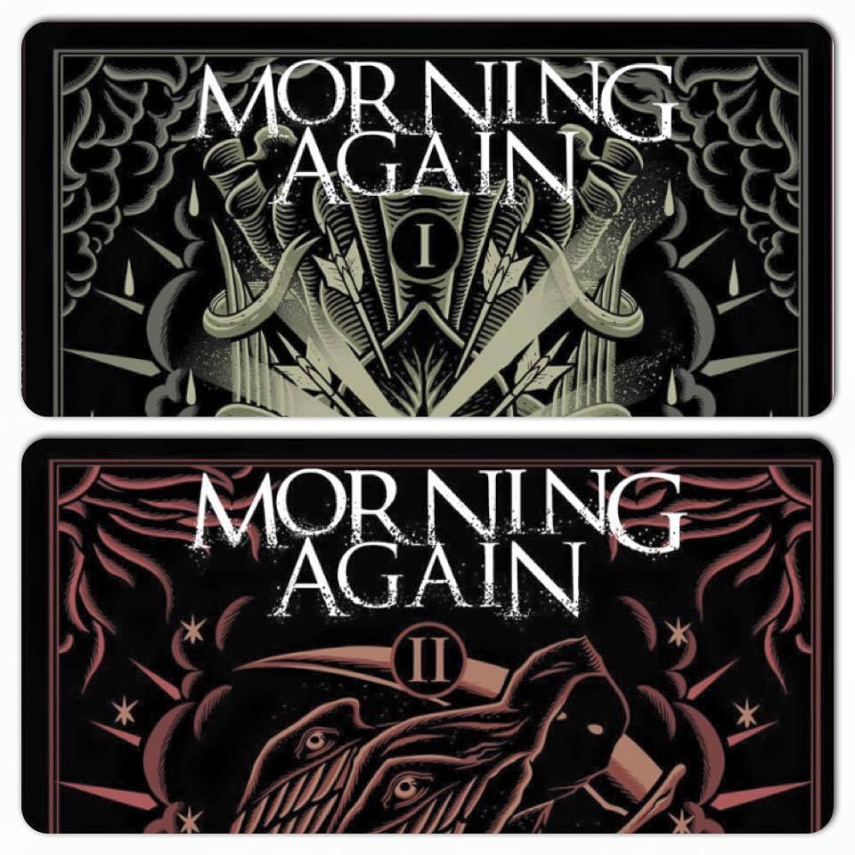 Morning Again Reissues this summer!