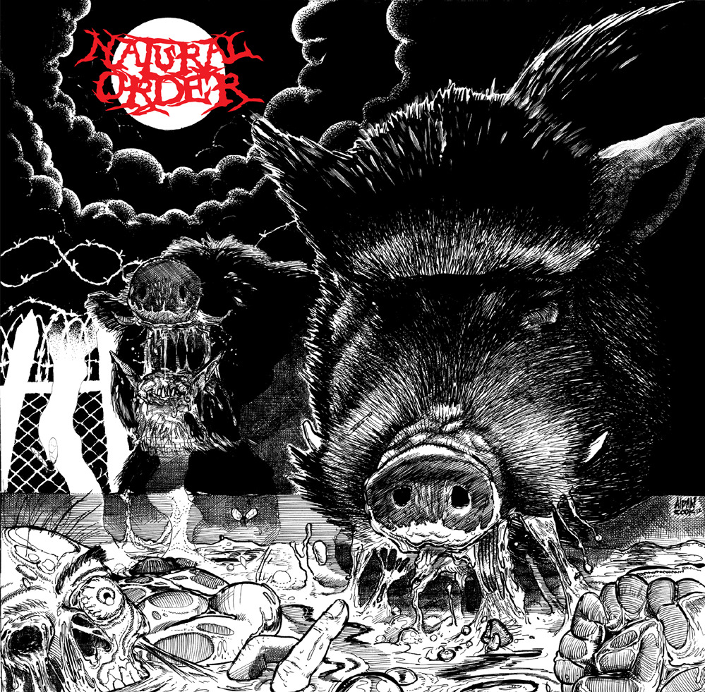 Natural Order 7″ out now