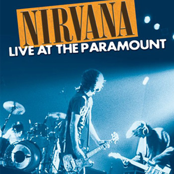 Nirvana – Live at the Paramount DVD