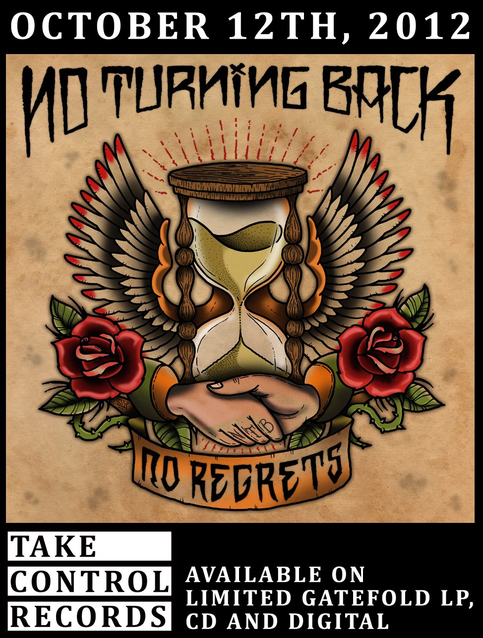 No Turning Back release new song