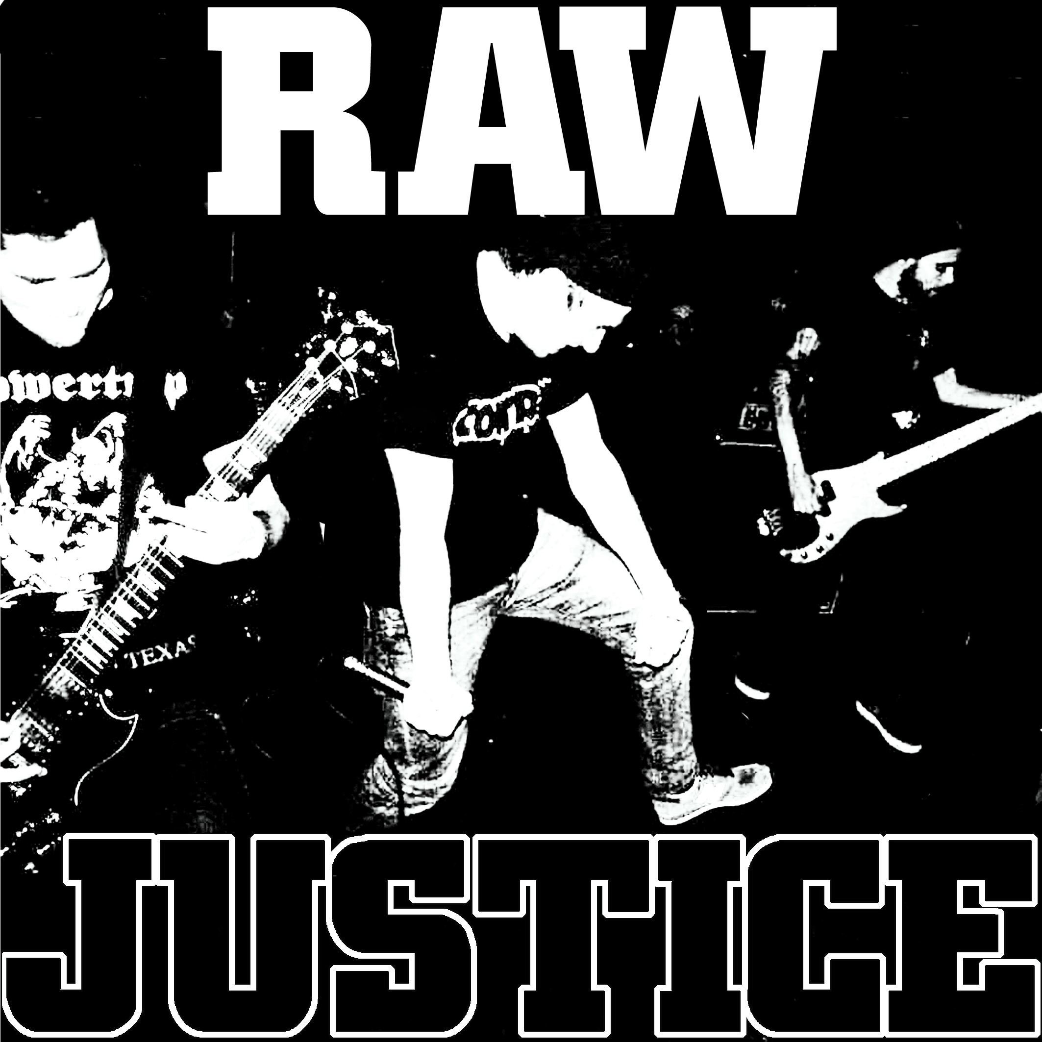 Raw Justice stream 2 songs of their upcoming 7″