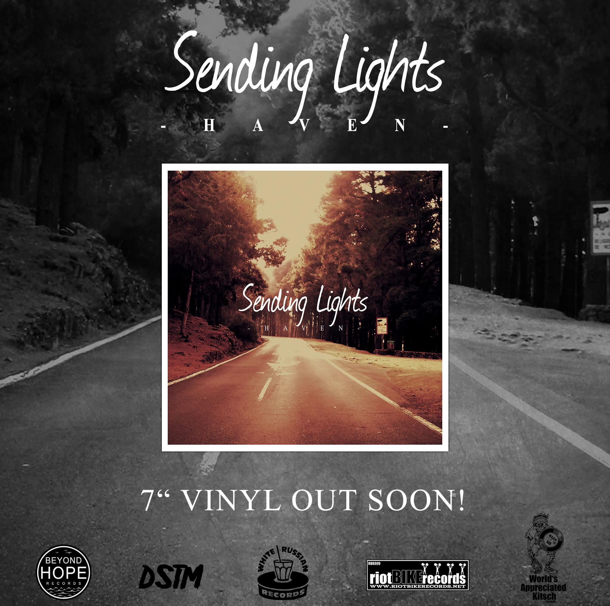 Sending Lights join White Russian Records
