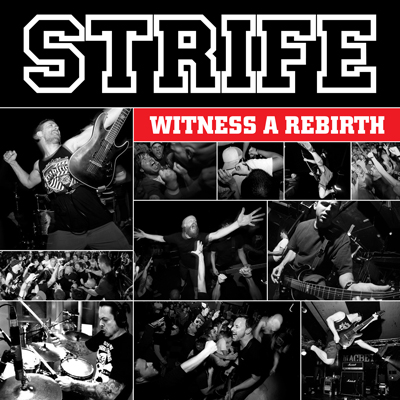 """Strife's """"Witness A Rebirth"""" debuts at #3 in iTunes"""