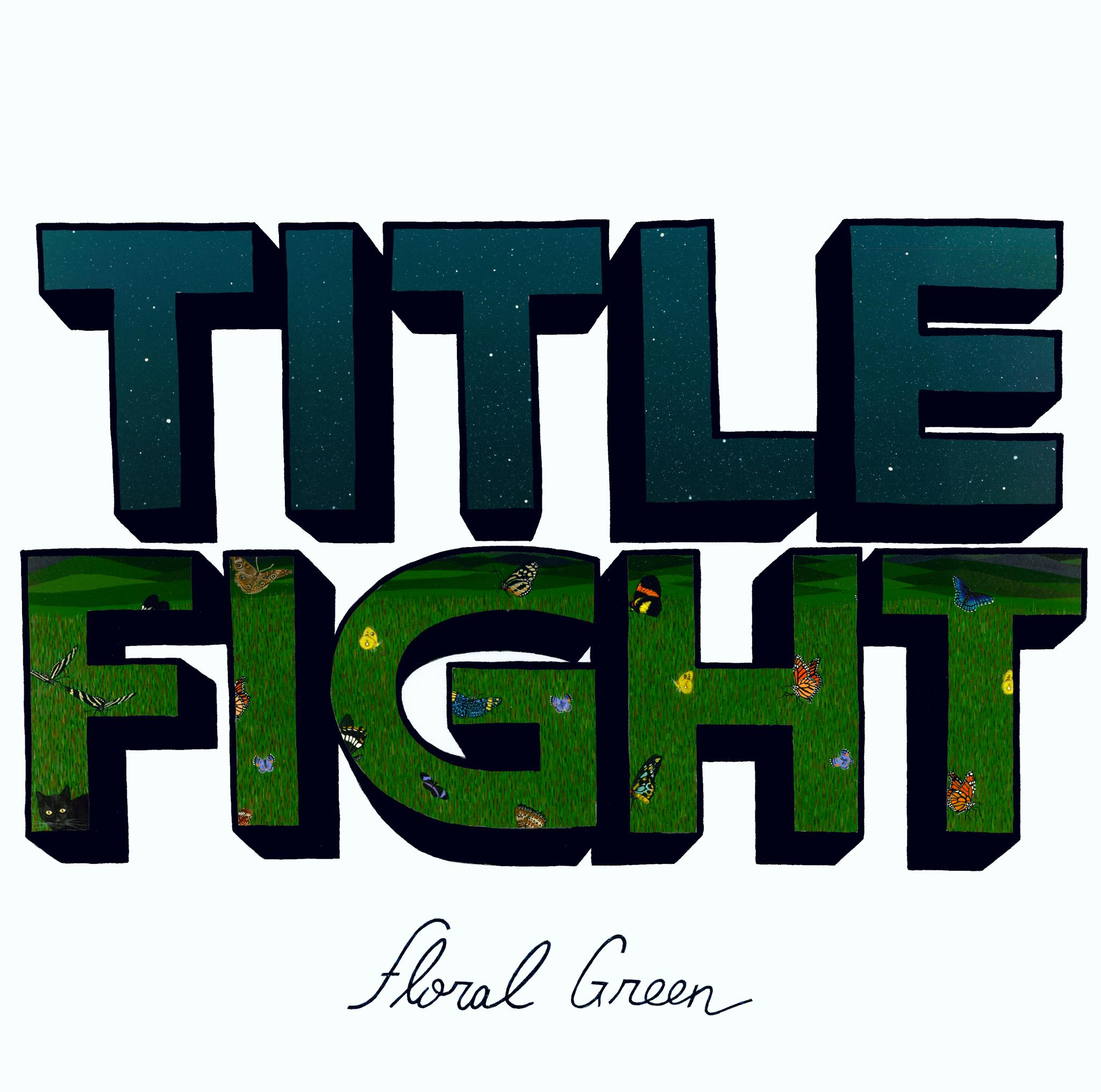 Title Fight announce European Tour 2013