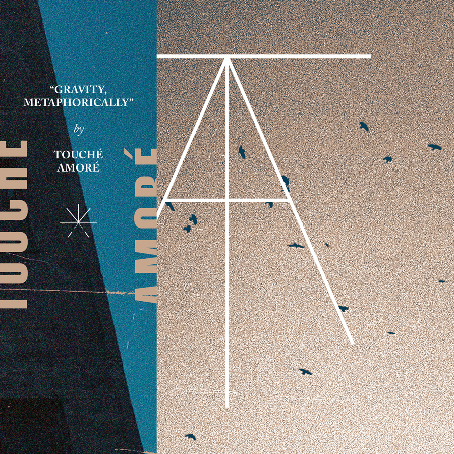 Touche Amore / Pianos Become The Teeth split 7″ announced