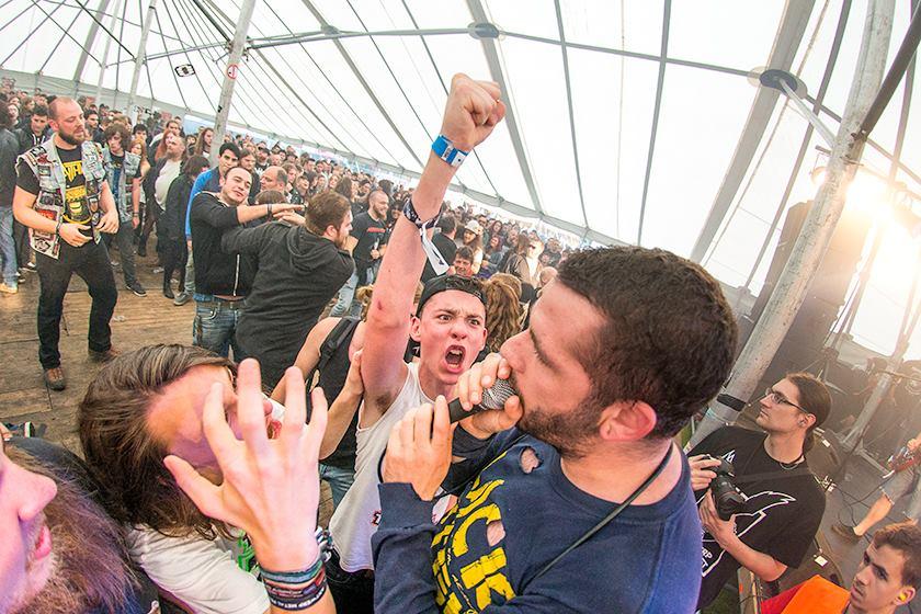 Antwerp Metal Fest 2014