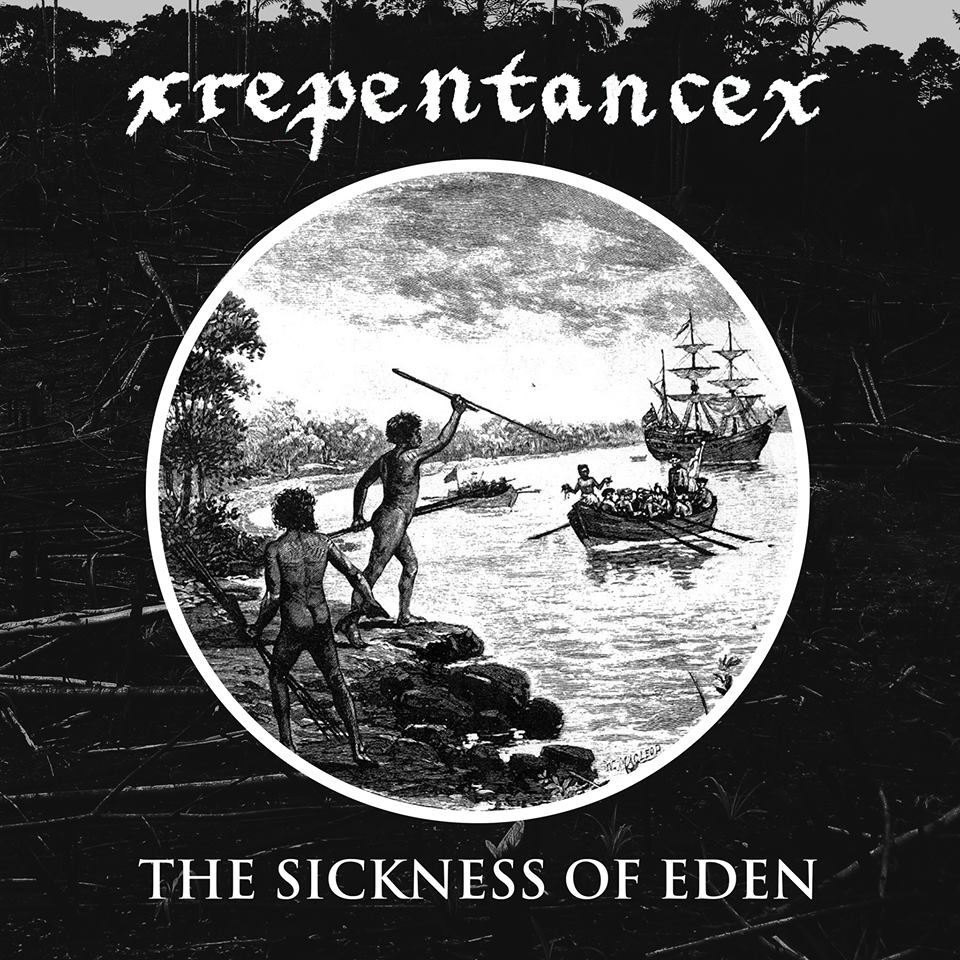 Life Lair Regret Records put up pre-orders for xRepentancex – The Sickness of Eden